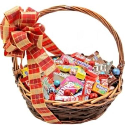 Купить на заказ Заказать Корзина сладостей 1 с доставкой по Аркалыку с доставкой в Аркалыке